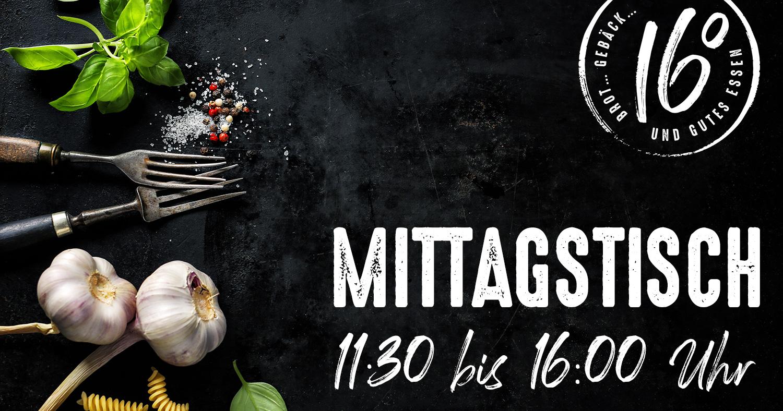 Mittagstisch 16grad Neunkirchen