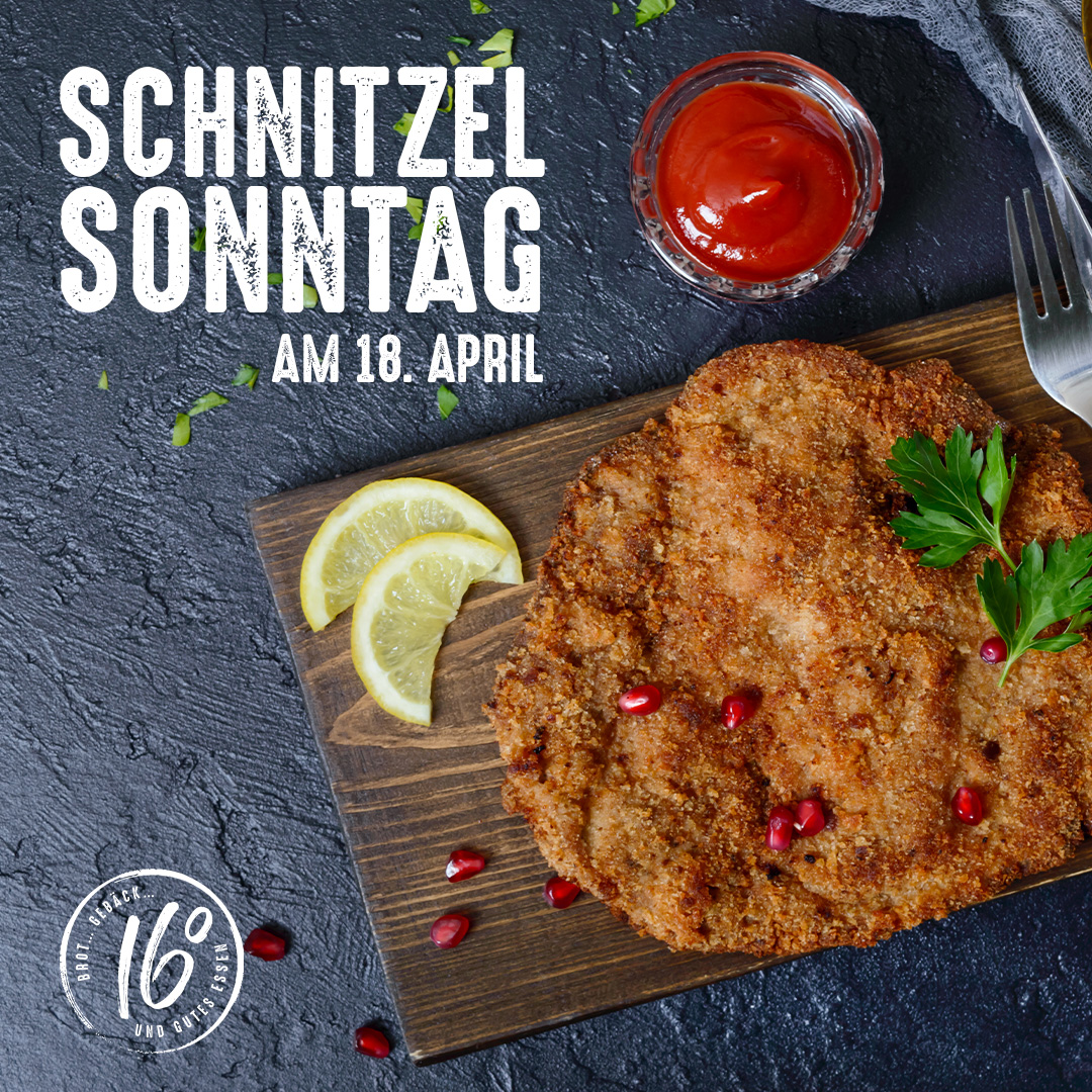 Schnitzel Sonntag